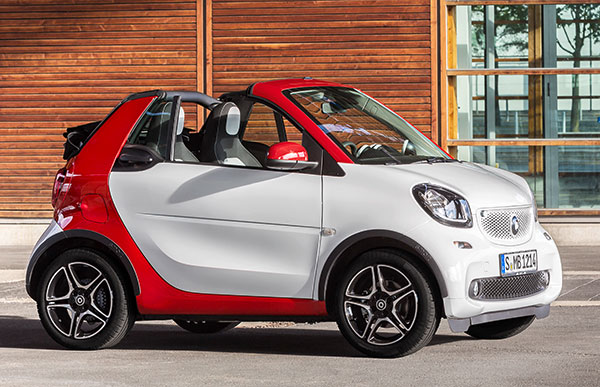 How Much Is A Land Rover >> 2016 Smart fortwo Review
