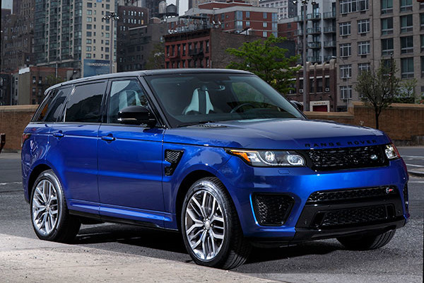 2016 Land Rover Range Rover Sport Review