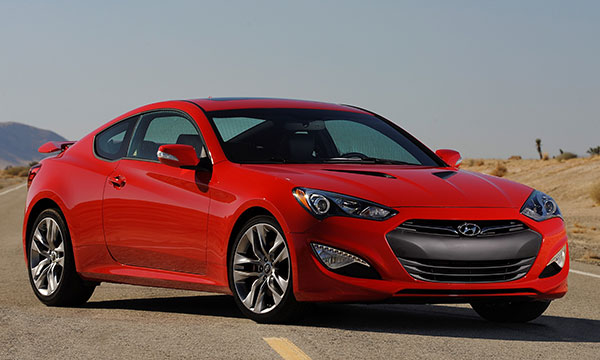 Genesis Coupe 2016 >> 2016 Hyundai Genesis Coupe Review