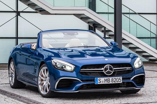 2017 Mercedes Benz Sl Cl