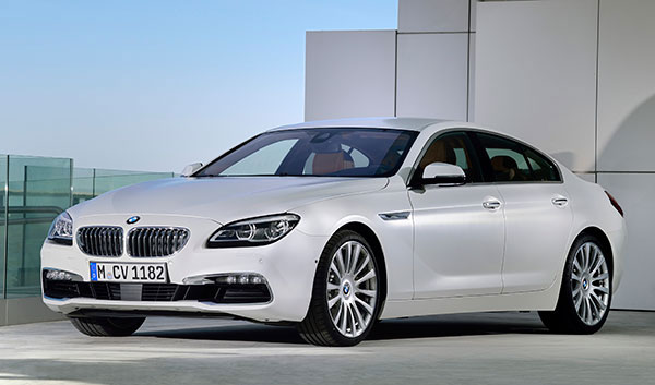 Find Car New Used The Bmw 6 Series
