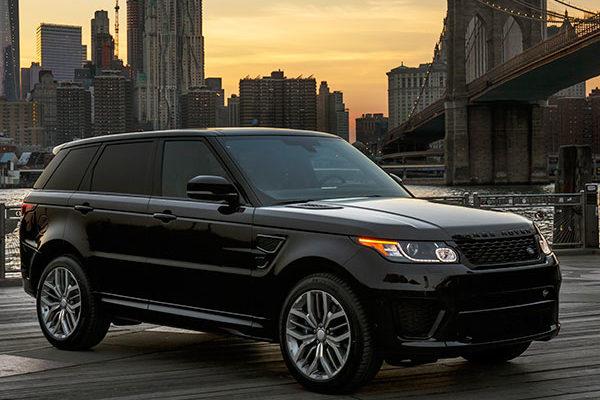 2017 Land Rover Range Rover Sport Newcartestdrive