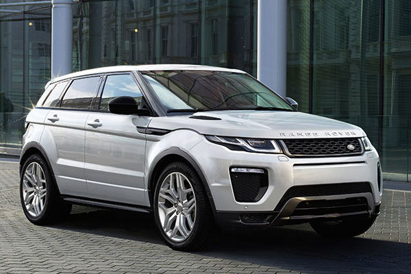 2017 Land Rover Range Evoque