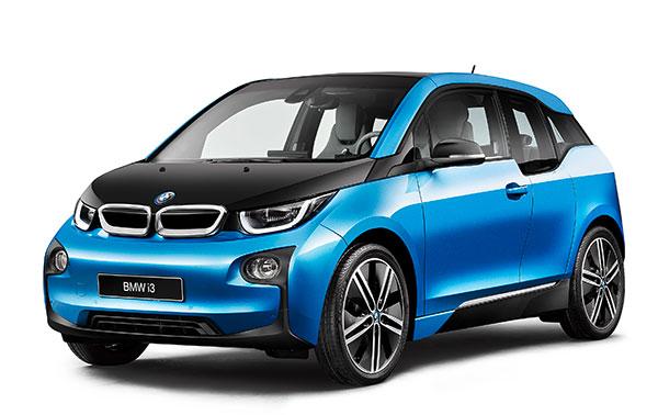 2017 BMW I3 Review