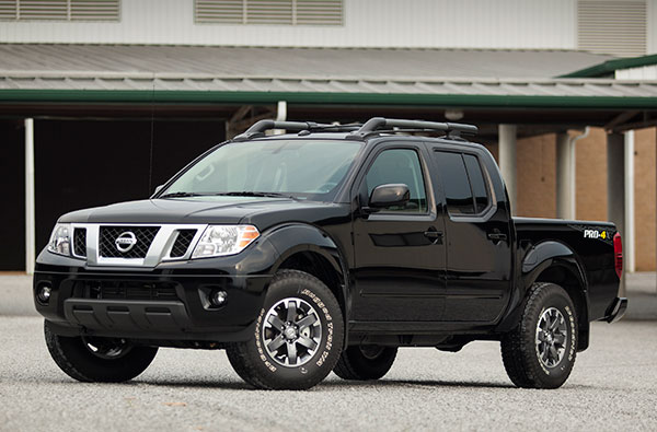 Find Car New Used The 2017 Nissan Frontier