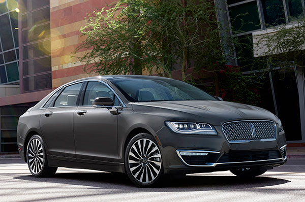 2017 Lincoln MKZ - NewCarTestDrive