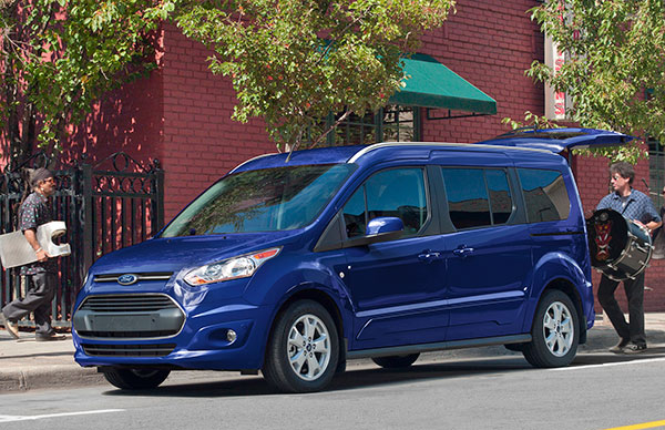 Find Car Buy New Used The Ford Transit Connect