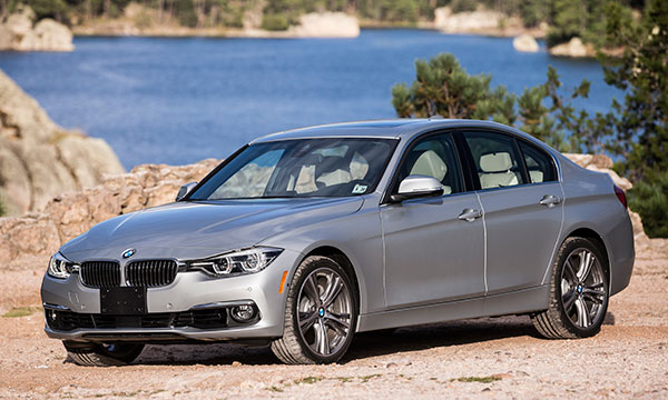 2018 BMW 3 Series >> 2018 Bmw 3 Series Newcartestdrive