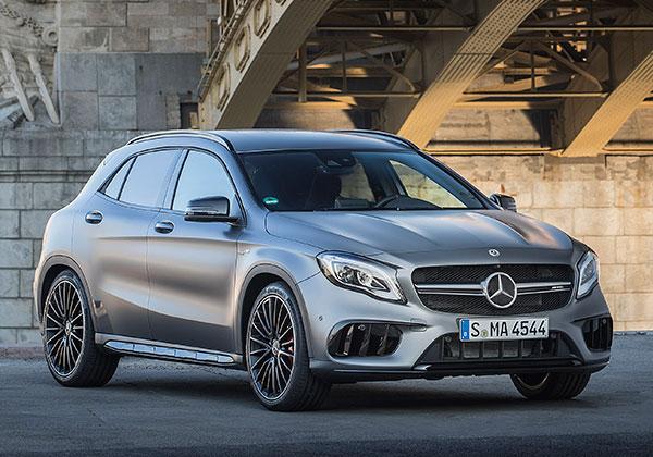 2018 Mercedes Benz Gla Review