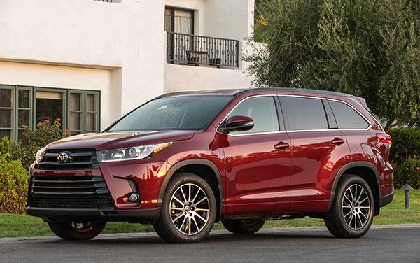 2018 Toyota Highlander Newcartestdrive
