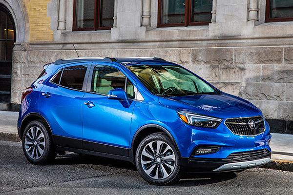 2018 Buick Encore - NewCarTestDrive