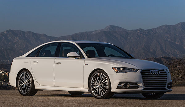 2018 Audi A6 Supercharged