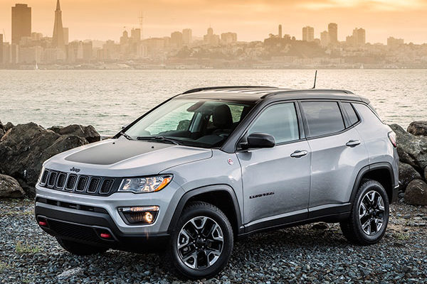 New Car Test Drive >> 2018 Jeep Compass - NewCarTestDrive