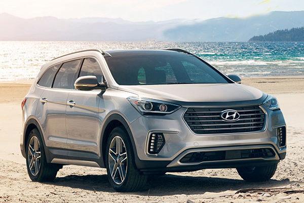 2018 Hyundai Santa Fe - NewCarTestDrive