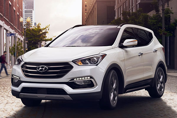 Find Car New Used The Hyundai Santa Fe Sport