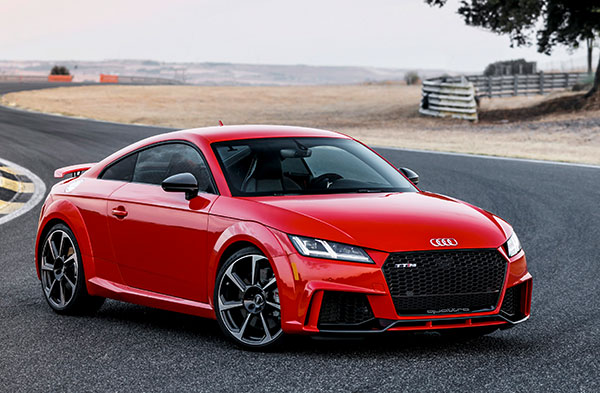 Find Car New Used The 2018 Audi Tt