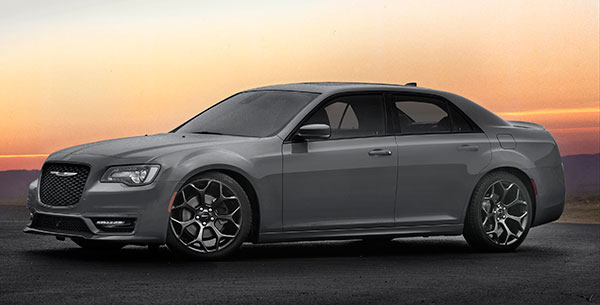 2018 Chrysler 300 Newcartestdrive