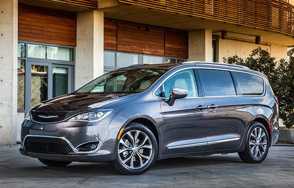 2018 Chrysler Pacifica - NewCarTestDrive