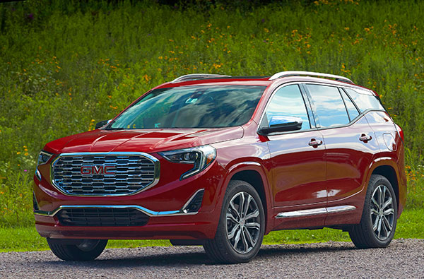 Find Car New Used The 2018 Gmc Terrain