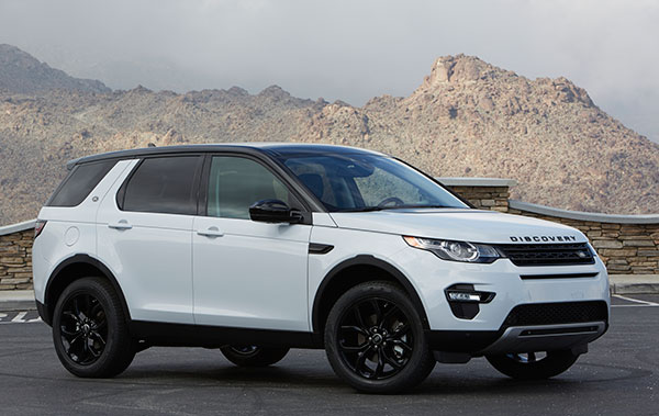 Land Rover Discovery Sport 2018 >> 2018 Land Rover Discovery Sport Newcartestdrive