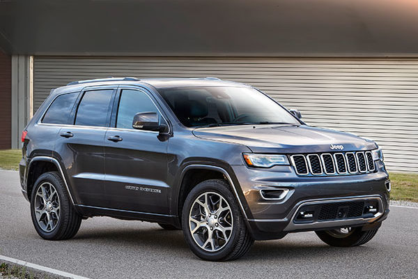 2018 Jeep Grand Cherokee - NewCarTestDrive
