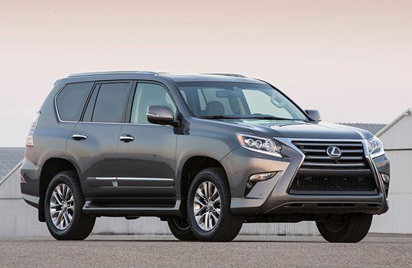 2014 Toyota Tacoma For Sale >> 2018 Lexus GX 460 - NewCarTestDrive