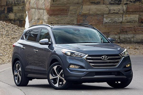 2018 Hyundai Tucson Newcartestdrive