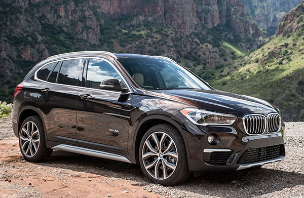 2018 Bmw X1 Newcartestdrive