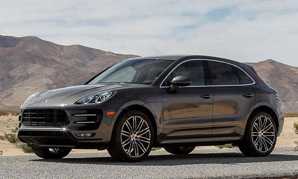 Image result for 2018 Macan