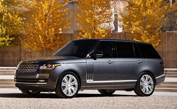 New Aston Martin >> 2018 Land Rover Range Rover - NewCarTestDrive