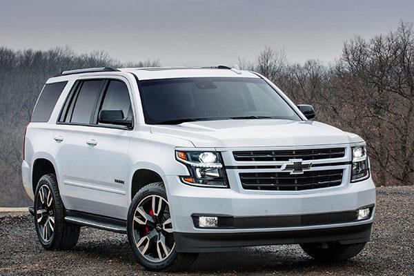 2018 Chevrolet Tahoe - NewCarTestDrive