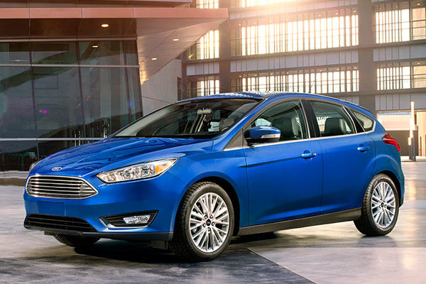 2018 Ford Focus - NewCarTestDrive