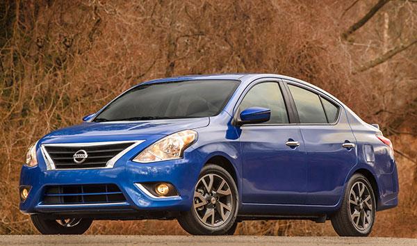 New Car Test Drive >> 2018 Nissan Versa - NewCarTestDrive