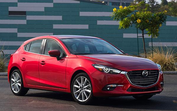 2018 Mazda 3 Newcartestdrive