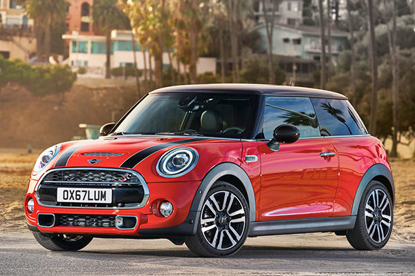 2018 Mini Cooper Newcartestdrive