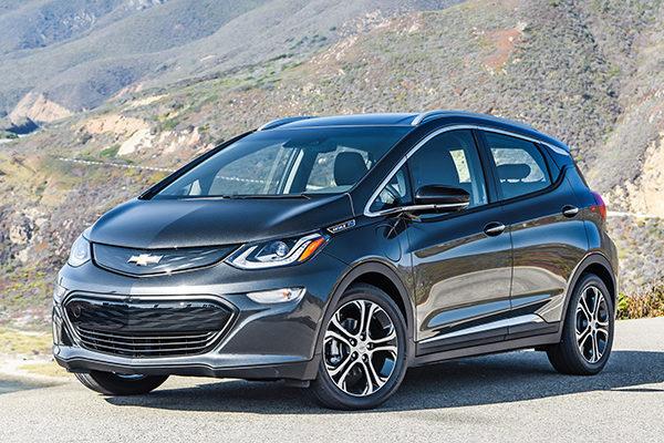 New Car Test Drive >> 2018 Chevrolet Bolt - NewCarTestDrive