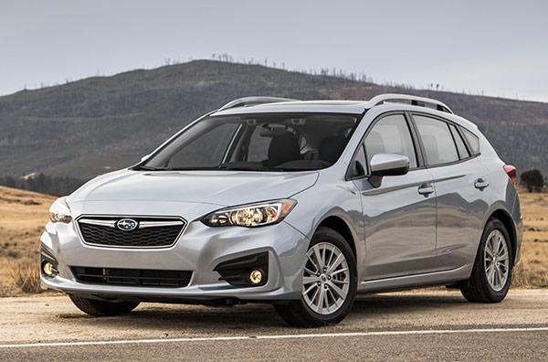 2018 Subaru Impreza - NewCarTestDrive