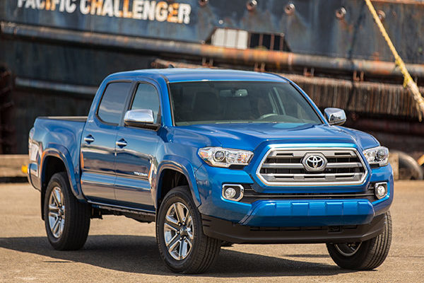 2018 Toyota Tacoma Review