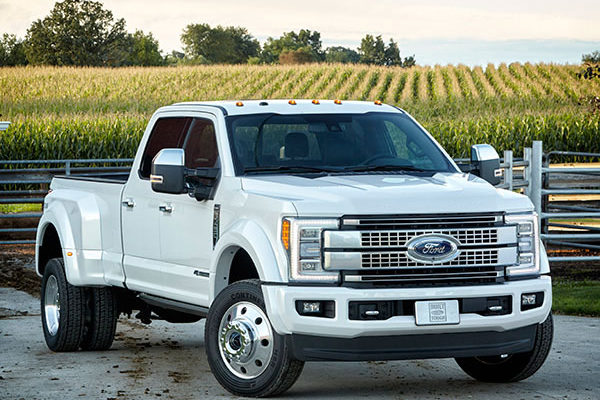 2017 Range Rover Configurations >> 2018 Ford Super Duty Review