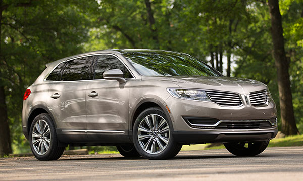Lincoln Suv 2018 >> 2018 Lincoln Mkx Review