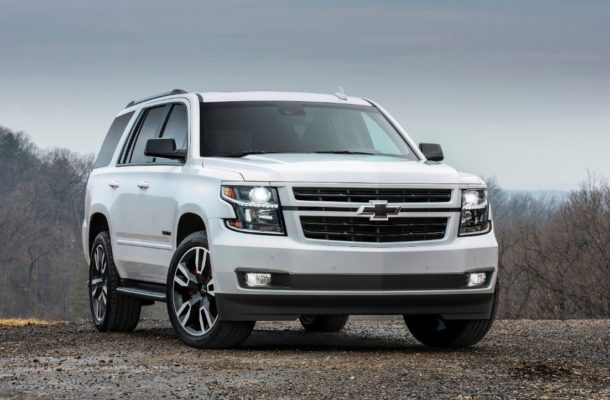 Chevy Tahoe Mpg >> 2019 Chevrolet Tahoe Review
