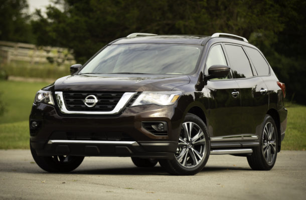 Find Car New Used The 2019 Nissan Pathfinder