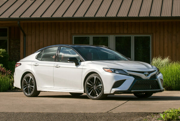 New Car Test Drive >> 2019 Toyota Camry Review