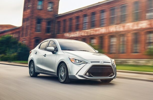 2019 Toyota Yaris Review