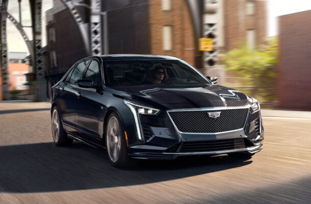 2019 Cadillac Ct6 Review