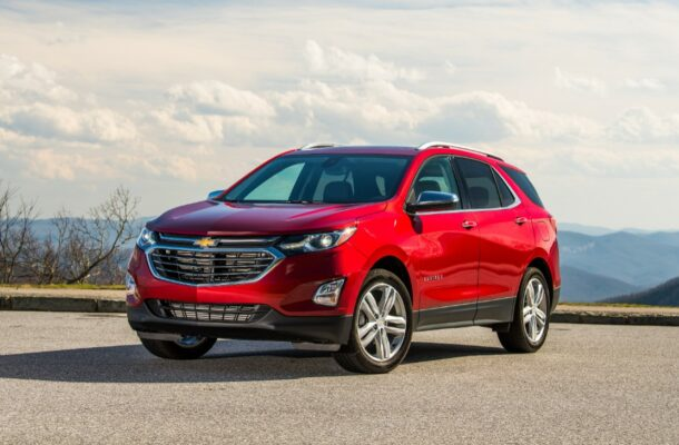 2019 Chevrolet Equinox Specification, Price & Review