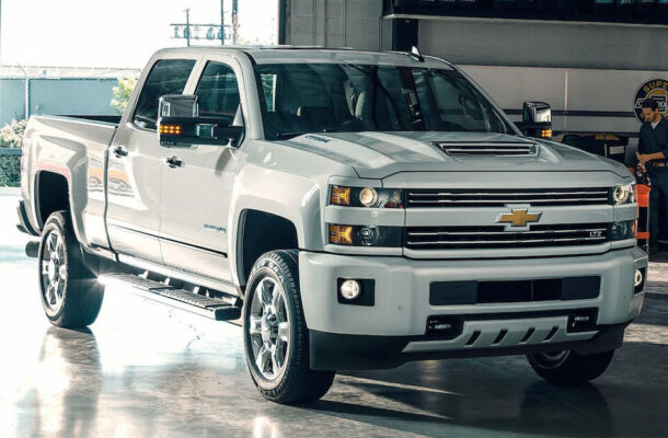 2019 Chevrolet Silverado-2500HD Review