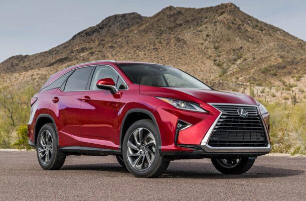 2019 Lexus Rx Review