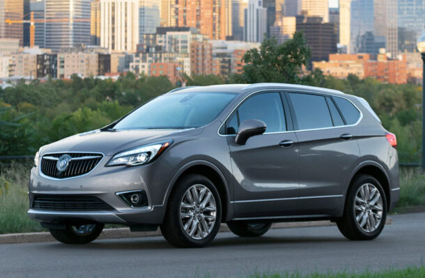 2020 Buick Envision Review