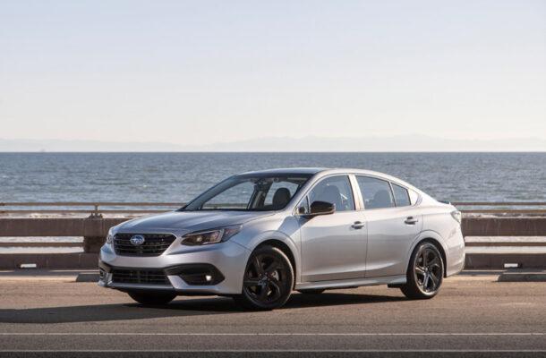 2020 Subaru Legacy Review